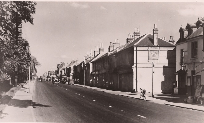 Camberley postcard 5