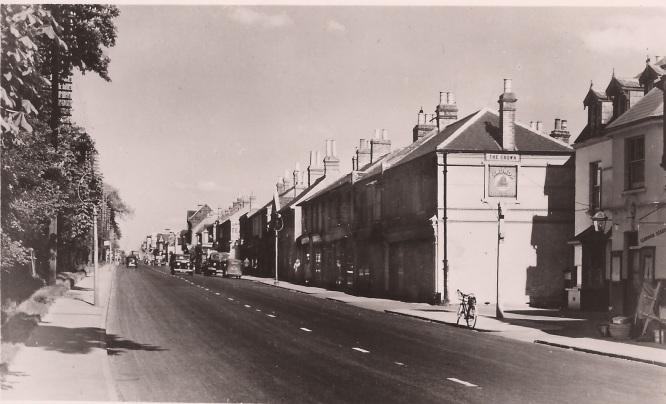 Camberley postcard 5