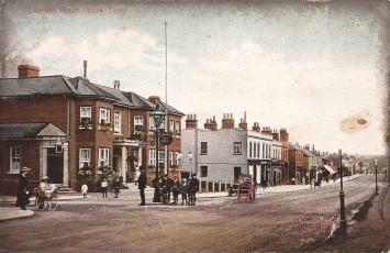 Camberley postcard 7