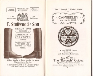 Camberley Borough Guide 4