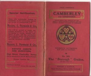 Camberley Borough Guide