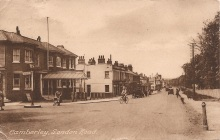 Camberley postcard 19