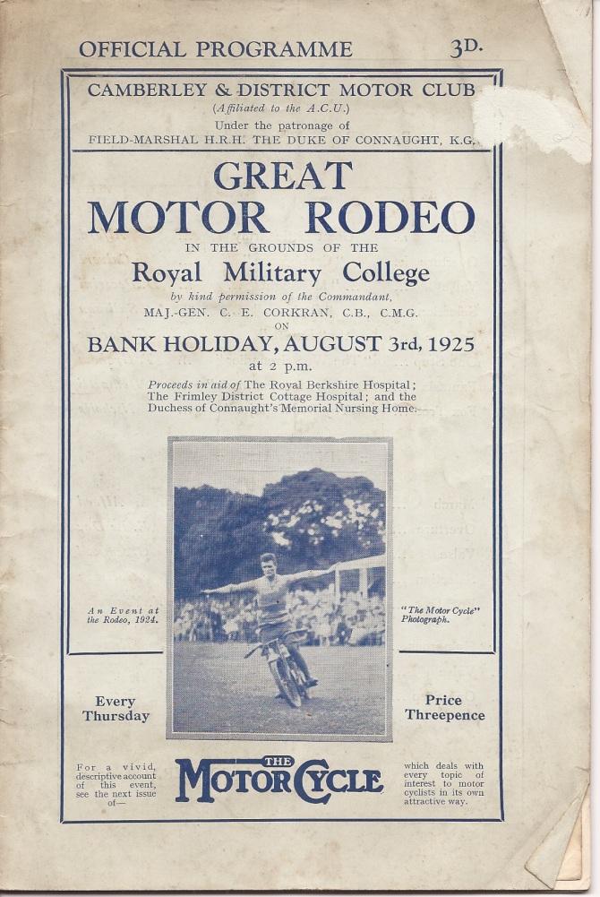 Motor Rodeo