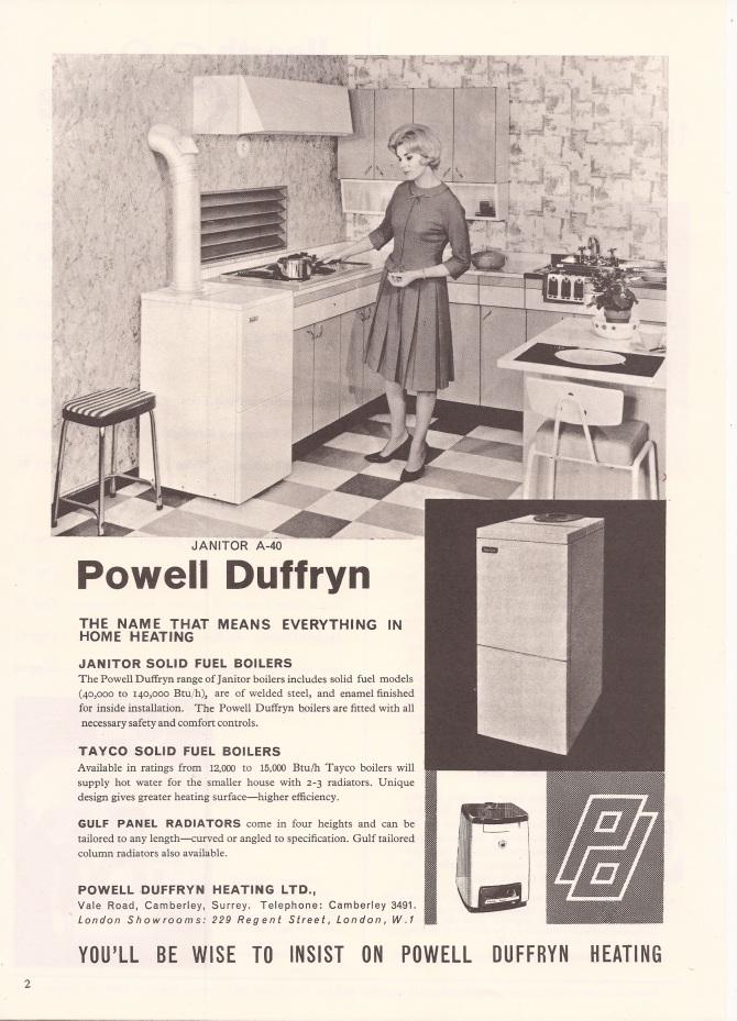 Powell Duffryn ad