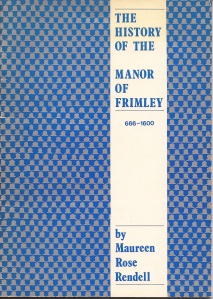 Rendell book