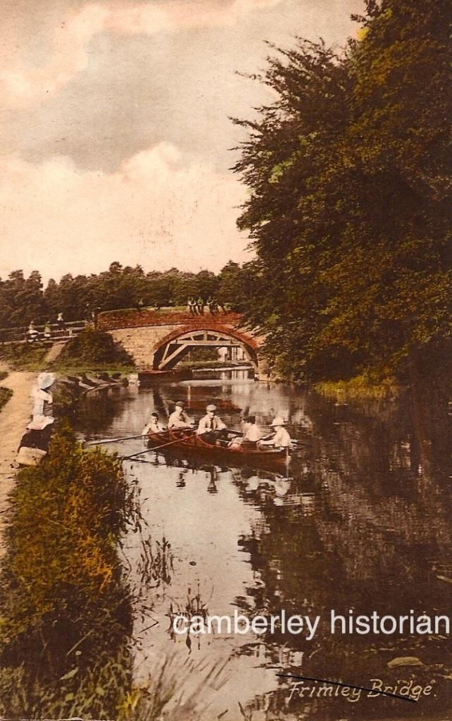 Frimley bridge