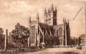 Mrs Bateman postcard