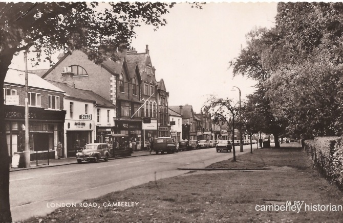 Camberley postcard 10