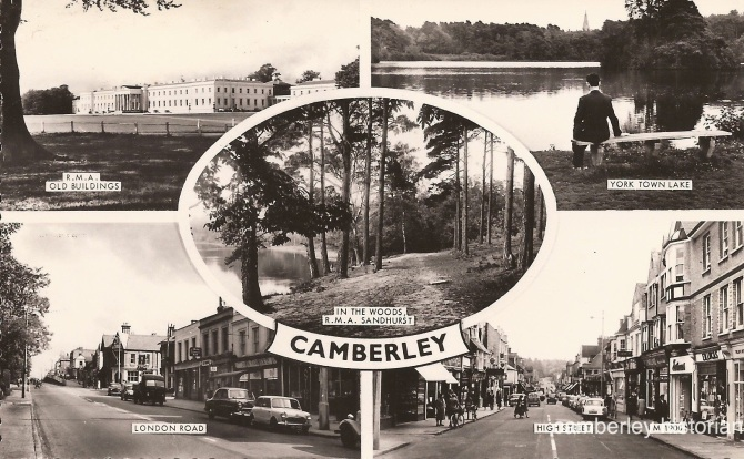Multi view Camberley