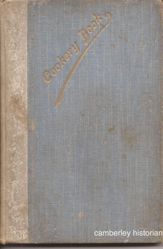 Bassett Cookery book