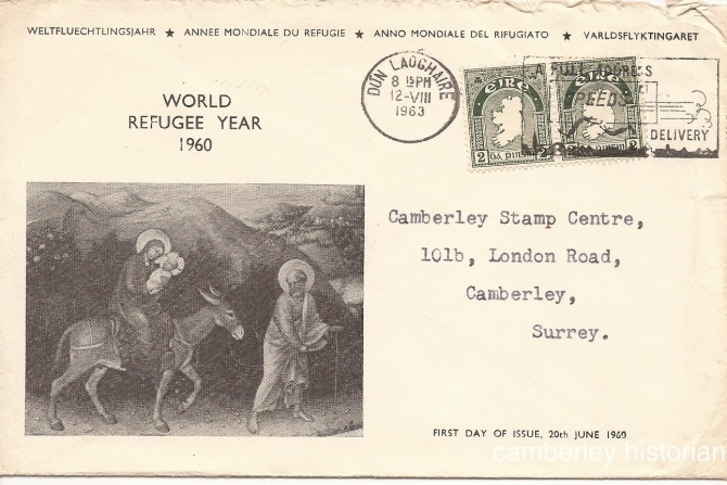Camberley Stamp Centre