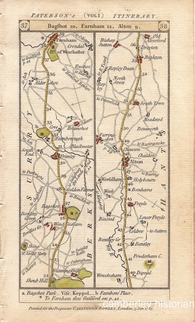 Coach Map