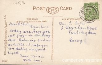 Easter Egg postcard 1