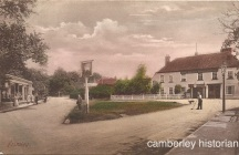 Frimley postcards 2