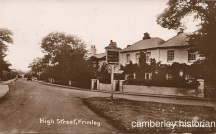 Frimley postcards