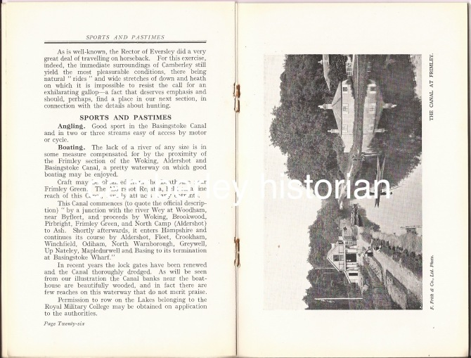 1930s Camberley guide 2 6