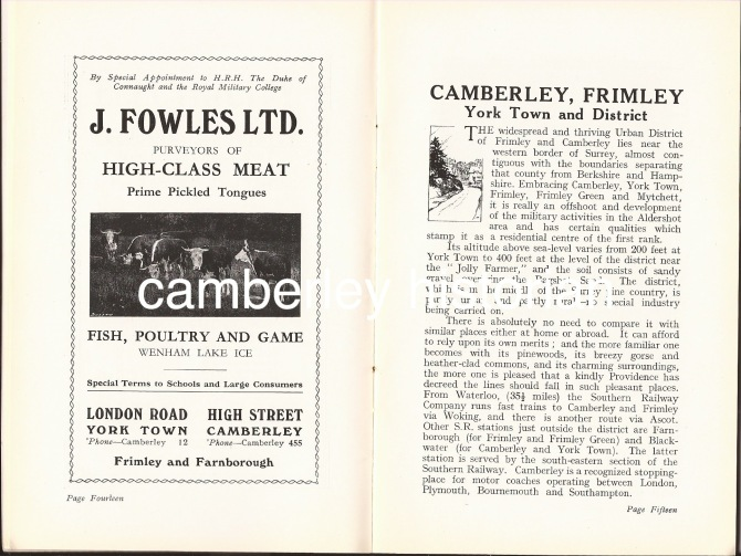 1930s Camberley guide 2